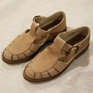 Timberland Leather Loafer Sandal